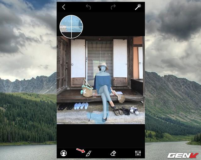Mang chế độ chụp Portrait Lighting của iPhone thế hệ mới sang các dòng iPhone cũ - Ảnh 8.