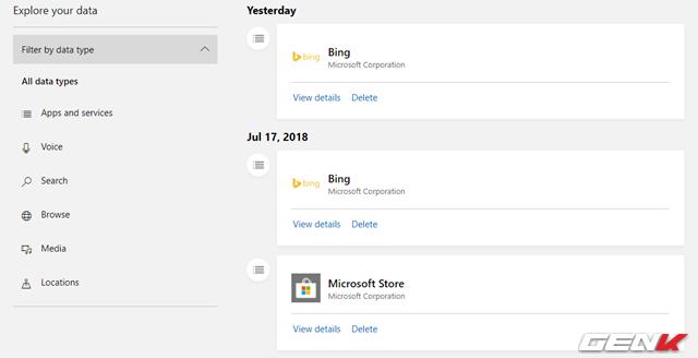 Mang tính năng Timeline của Windows 10 lên Google Chrome - Ảnh 9.
