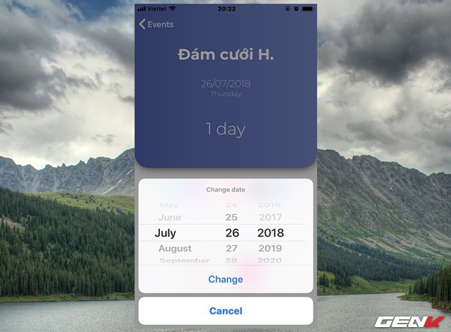 Có thể xem đây là ứng dụng lên lịch sự kiện đẹp nhất trên iPhone mà bạn nên thử qua - Ảnh 9.