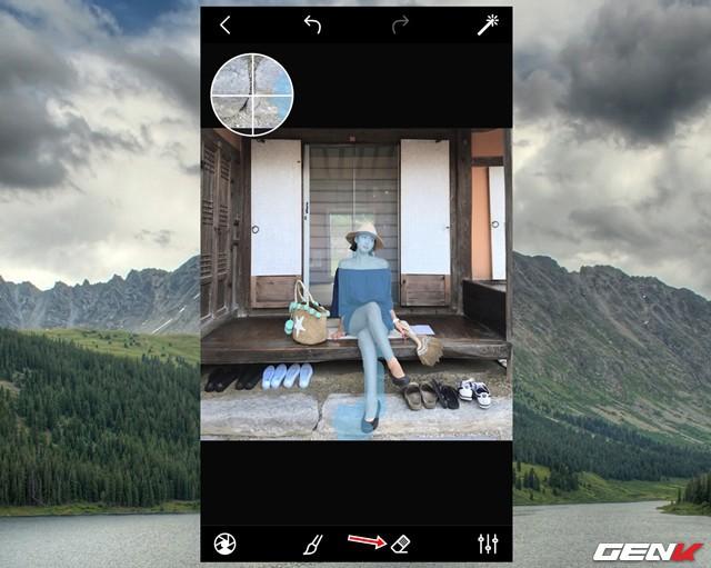 Mang chế độ chụp Portrait Lighting của iPhone thế hệ mới sang các dòng iPhone cũ - Ảnh 9.