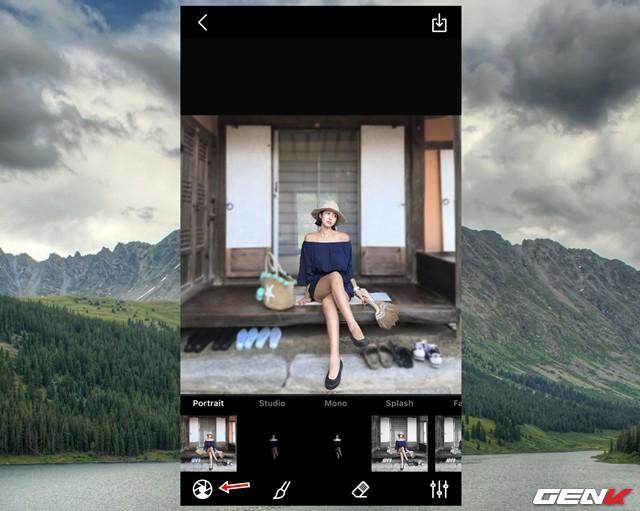 Mang chế độ chụp Portrait Lighting của iPhone thế hệ mới sang các dòng iPhone cũ - Ảnh 10.