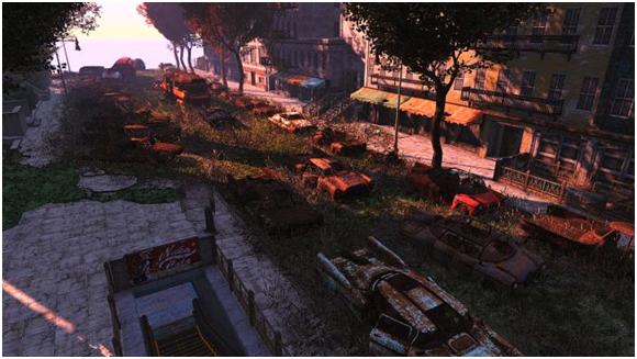 Fallout 4 NewYork, đỉnh cao game sinh tồn dành cho fan của thể loại hậu tận thế - Ảnh 3.