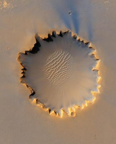 Cận cảnh bề mặt kỳ thú trên Sao Hỏa trong loạt ảnh mới nhất của NASA - Ảnh 17.