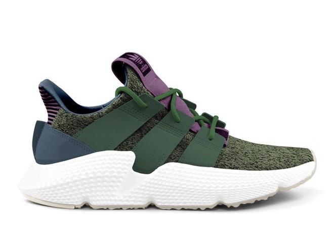 Cùng soi Goku và Frieza, hai mẫu giày trong BTS adidas x Dragon Ball Z sẽ lên kệ vào tháng 8 - Ảnh 13.