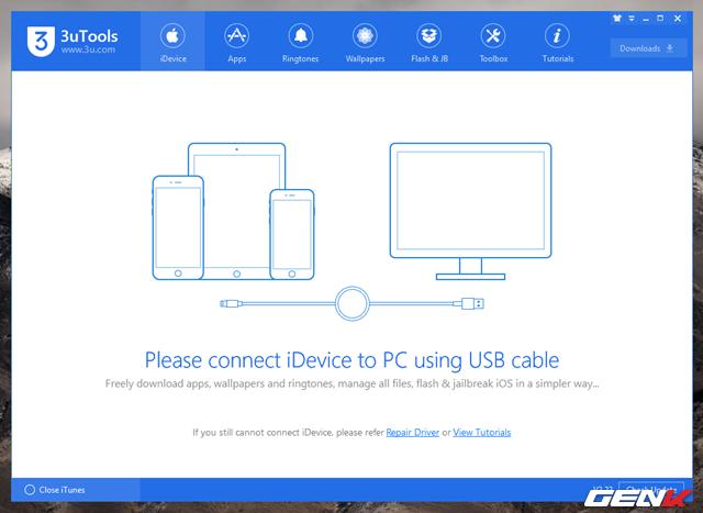 Cách biến iPhone thành một chiếc USB chứa dữ liệu thực thụ với tính năng UDisk của 3uTools - Ảnh 6.