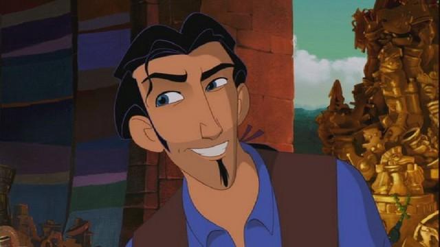 Trông có giống anh em sinh đôi của Tulio trong The Road to El Dorado không cơ chứ?