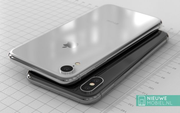 Cùng chiêm ngưỡng iPhone 9 nằm cạnh iPhone X 2018 trong những tấm hình render tuyệt đẹp - Ảnh 3.
