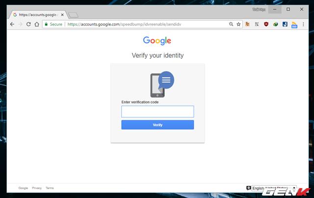Thủ thuật đăng ký nhiều tài khoản Gmail với chỉ 01 số điện thoại - Ảnh 10.