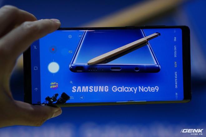 Vừa mới ra mắt, Galaxy Note 9 đã lọt vào danh sách những smartphone xem YouTube ngon nhất hiện nay - Ảnh 1.