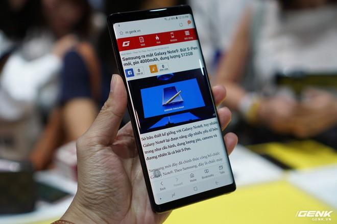 Vừa mới ra mắt, Galaxy Note 9 đã lọt vào danh sách những smartphone xem YouTube ngon nhất hiện nay - Ảnh 4.