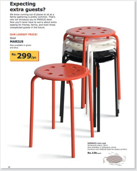 IKEA âm thầm thay đổi thiết kế cho phù hợp với mỗi quốc gia như thế nào? - Ảnh 1.
