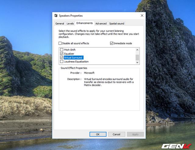 Những tinh chỉnh đơn giản giúp nâng cao trải nghiệm âm thanh trên Windows 10 - Ảnh 14.
