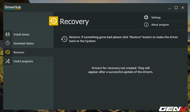 Driver không còn là vấn đề lớn mỗi khi cài lại Windows với DriverHub - Ảnh 11.