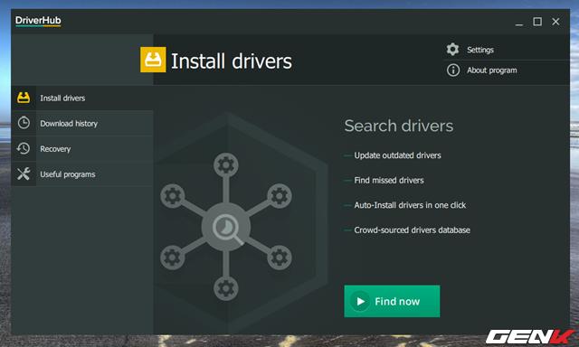 Driver không còn là vấn đề lớn mỗi khi cài lại Windows với DriverHub - Ảnh 4.