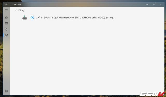 Dùng thử USB Flash Drive: Ứng dụng File Explorer chuyên dụng dành cho USB trên Windows 10 - Ảnh 12.