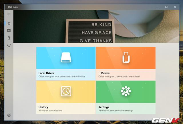 Dùng thử USB Flash Drive: Ứng dụng File Explorer chuyên dụng dành cho USB trên Windows 10 - Ảnh 3.