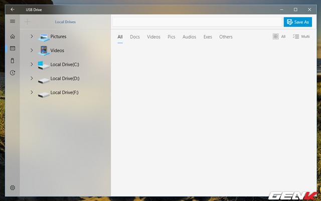Dùng thử USB Flash Drive: Ứng dụng File Explorer chuyên dụng dành cho USB trên Windows 10 - Ảnh 4.