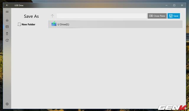 Dùng thử USB Flash Drive: Ứng dụng File Explorer chuyên dụng dành cho USB trên Windows 10 - Ảnh 9.