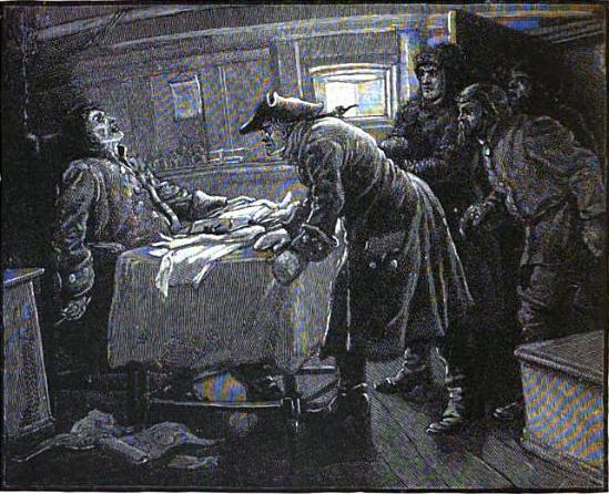 Câu chuyện kì bí về con tàu ma Octavius: thuyền trưởng chết cóng trên ghế ngồi, tay vẫn còn cầm bút viết - Ảnh 3.