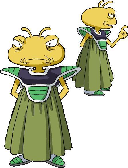 Dragon Ball Super: Broly: Nhà khoa học của quân đội Frieza đã bị Toriyama thay bằng một nhân vật khác - Ảnh 3.