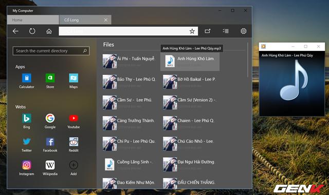Dùng thử My Computer, bản nâng cấp hoàn hảo của File Explorer trên Windows 10 - Ảnh 8.