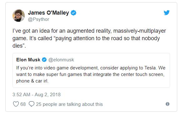 Elon Musk đăng đàn tuyển developer về làm game chơi trên xe Tesla - Ảnh 2.