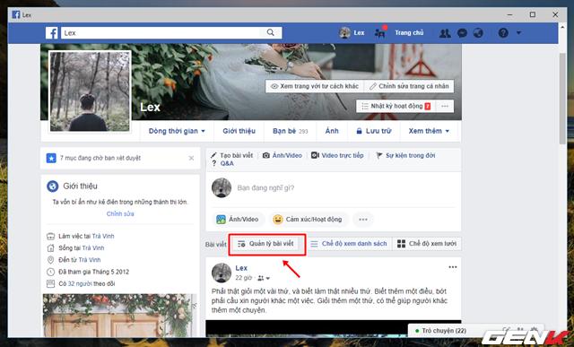Facebook cung cấp tính năng xóa nhiều bài đăng cùng lúc, và đây là cách sử dụng - Ảnh 1.