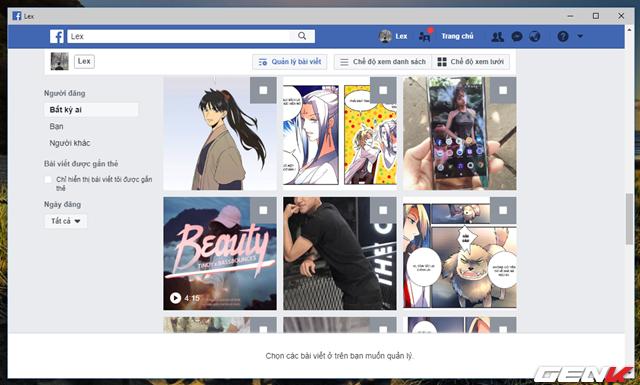 Facebook cung cấp tính năng xóa nhiều bài đăng cùng lúc, và đây là cách sử dụng - Ảnh 10.