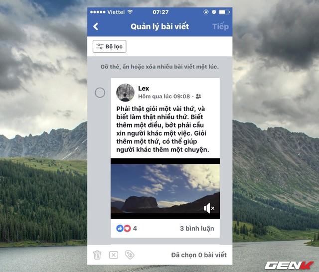 Facebook cung cấp tính năng xóa nhiều bài đăng cùng lúc, và đây là cách sử dụng - Ảnh 12.
