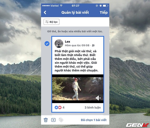 Facebook cung cấp tính năng xóa nhiều bài đăng cùng lúc, và đây là cách sử dụng - Ảnh 13.