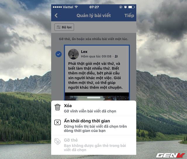 Facebook cung cấp tính năng xóa nhiều bài đăng cùng lúc, và đây là cách sử dụng - Ảnh 14.