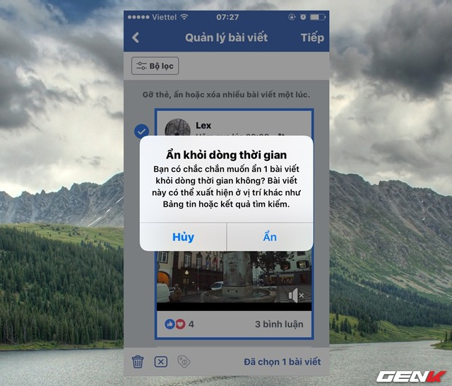 Facebook cung cấp tính năng xóa nhiều bài đăng cùng lúc, và đây là cách sử dụng - Ảnh 16.
