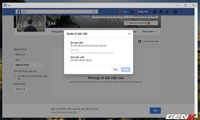 Facebook cung cấp tính năng xóa nhiều bài đăng cùng lúc, và đây là cách sử dụng - Ảnh 6.