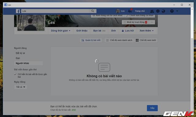 Facebook cung cấp tính năng xóa nhiều bài đăng cùng lúc, và đây là cách sử dụng - Ảnh 9.