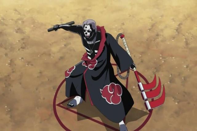 Sắp xếp sức mạnh của các thành viên trong tổ chức khủng bố Akatsuki trong Naruto (Phần 1) - Ảnh 3.