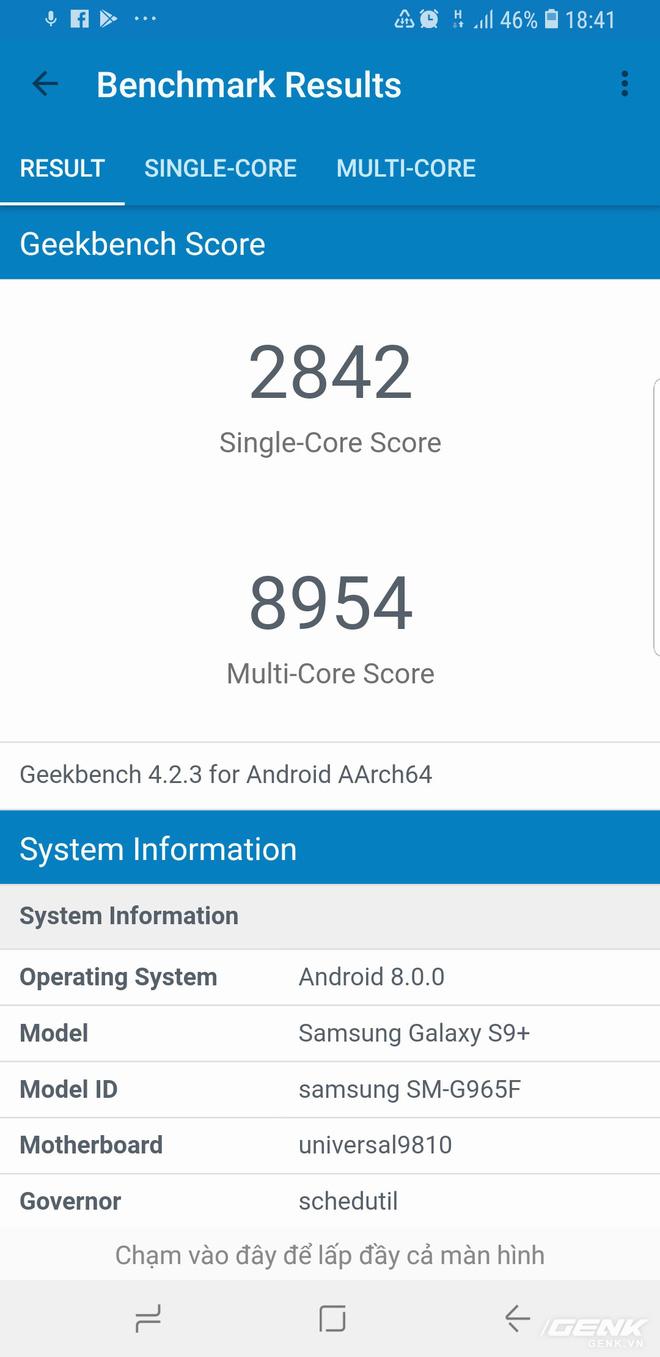Đánh giá chi tiết hiệu năng Galaxy Note9: hệ thống tản nhiệt là điều đáng nói nhất - Ảnh 4.