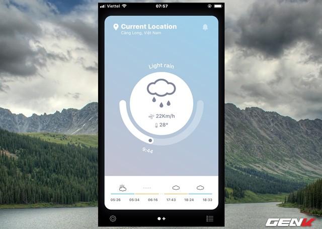 Thời tiết lúc nào để cho ra những bức ảnh ngoài trời đẹp nhất? WeatherScout sẽ trả lời cho bạn - Ảnh 11.