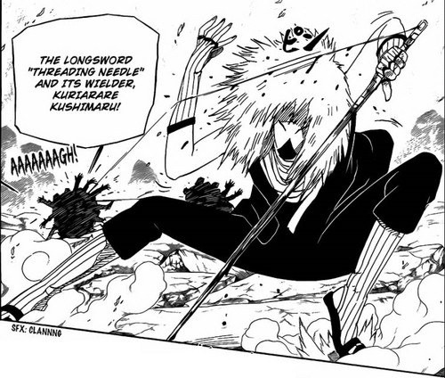 10 nhân vật dùng kiếm siêu đỉnh trong series Naruto và Boruto - Ảnh 6.