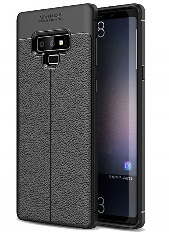10 mẫu ốp lưng/bao da đáp ứng tiêu chí sang, xịn, mịn cho Samsung Galaxy Note9 - Ảnh 2.