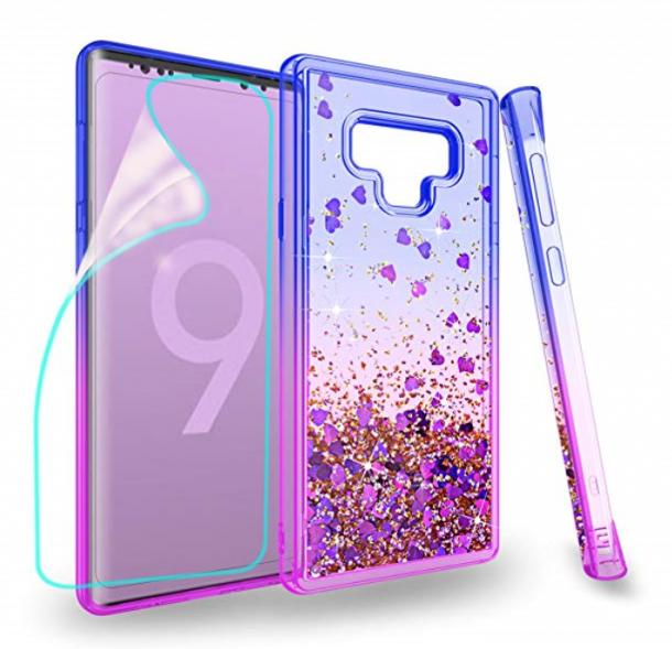 10 mẫu ốp lưng/bao da đáp ứng tiêu chí sang, xịn, mịn cho Samsung Galaxy Note9 - Ảnh 6.