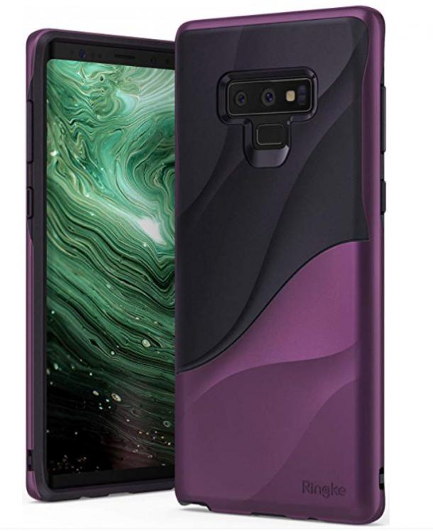 10 mẫu ốp lưng/bao da đáp ứng tiêu chí sang, xịn, mịn cho Samsung Galaxy Note9 - Ảnh 7.