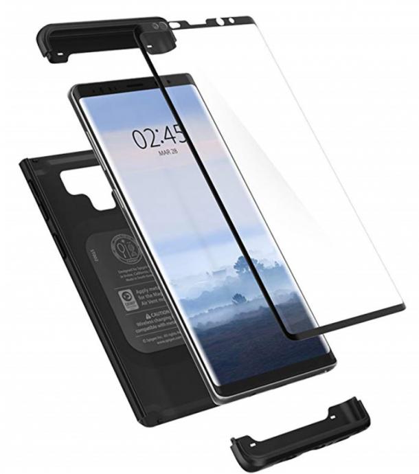 10 mẫu ốp lưng/bao da đáp ứng tiêu chí sang, xịn, mịn cho Samsung Galaxy Note9 - Ảnh 9.