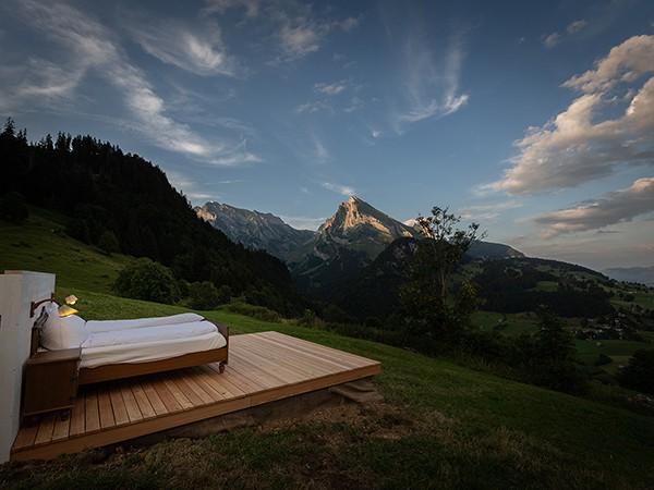 Trải nghiệm khách sạn 0 sao độc đáo ở Thụy Sỹ - Ảnh 5.