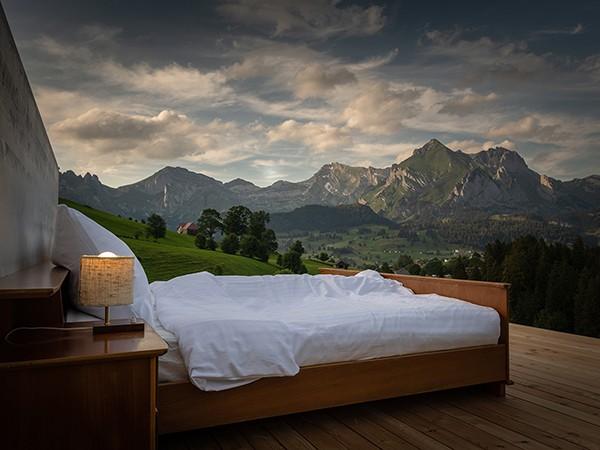 Trải nghiệm khách sạn 0 sao độc đáo ở Thụy Sỹ - Ảnh 7.