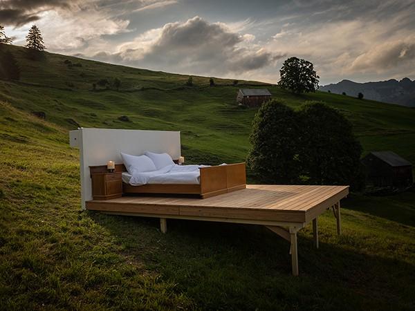 Trải nghiệm khách sạn 0 sao độc đáo ở Thụy Sỹ - Ảnh 8.