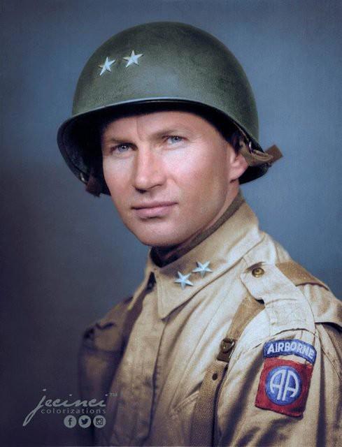 Ngỡ ngàng trước những bức ảnh lịch sử Thế chiến thứ 2 đã được phục chế và tô màu - Ảnh 6.