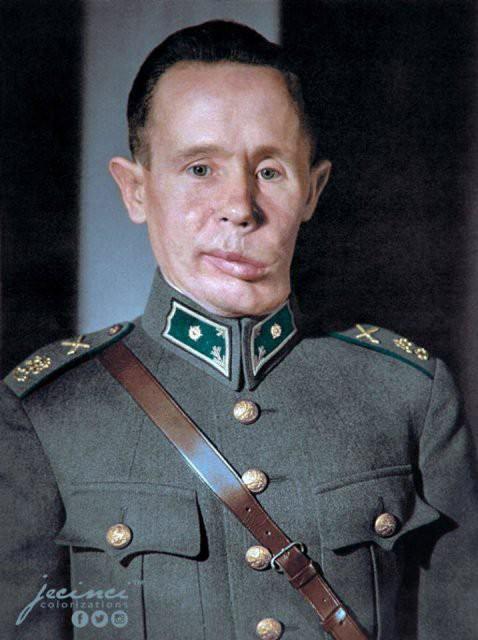 Ngỡ ngàng trước những bức ảnh lịch sử Thế chiến thứ 2 đã được phục chế và tô màu - Ảnh 13.