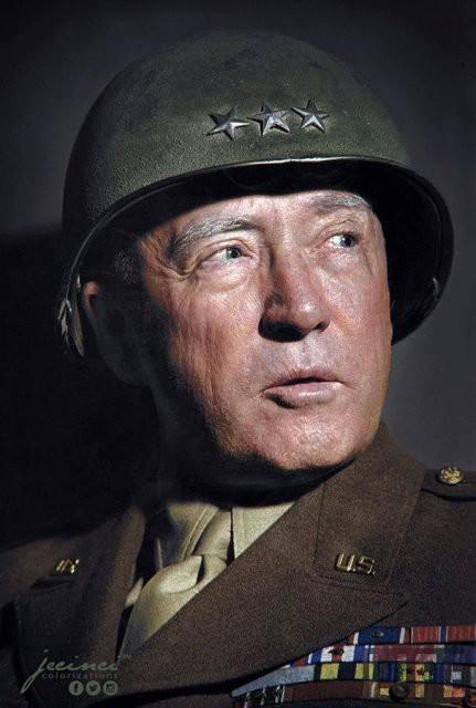 Ngỡ ngàng trước những bức ảnh lịch sử Thế chiến thứ 2 đã được phục chế và tô màu - Ảnh 18.