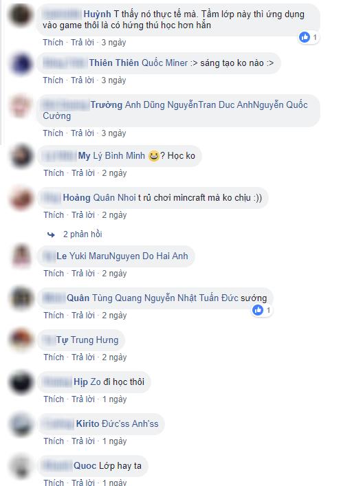 Trường tiểu học tại Hà Nội đưa Minecraft vào giảng dạy cho học sinh - Ảnh 4.