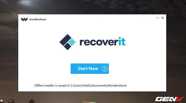 Mất dữ liệu do xóa nhầm không còn là vấn đề lớn với người dùng Windows, đơn giản vì Recoverit sẽ giải quyết tất cả - Ảnh 3.